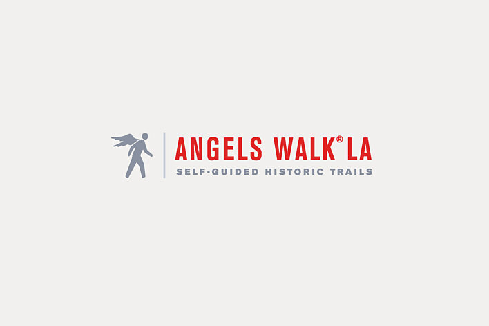 Angels Walk LA Identity