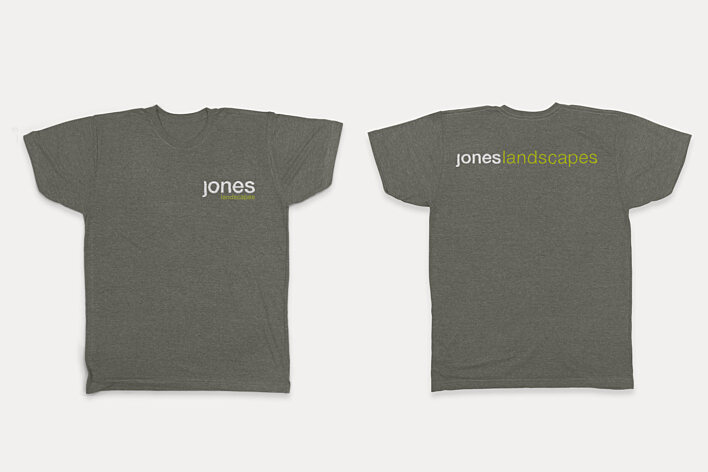 Jones Landscapes T-shirt