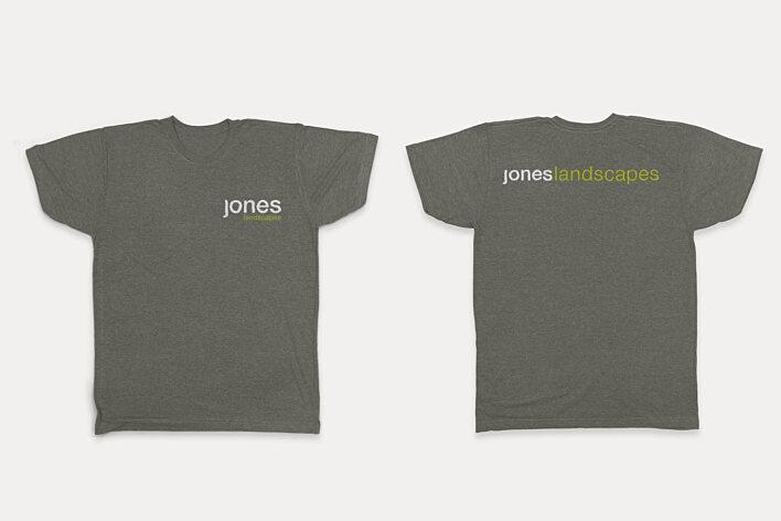 Jones Landscapes T-shirt