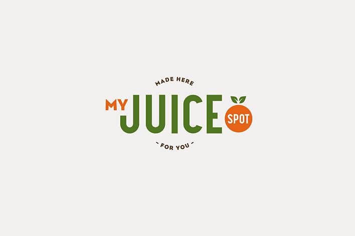 My Juice Spot Identity
