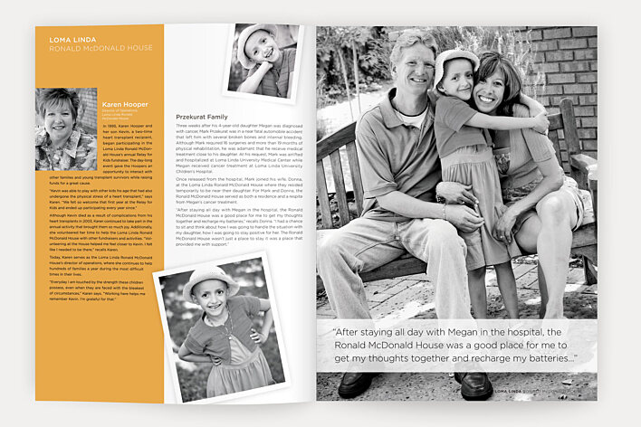 Ronald McDonald House Charities 2007 Annual Report